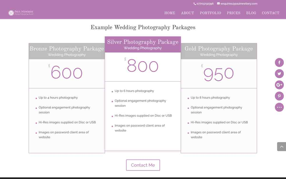 Best html css pricing table pricing templates best free for Best table css