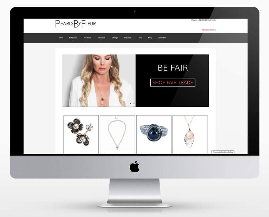 design a new website oxfordshire