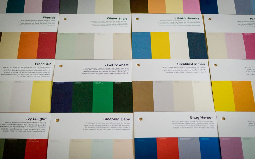 Using colour psychology on your website