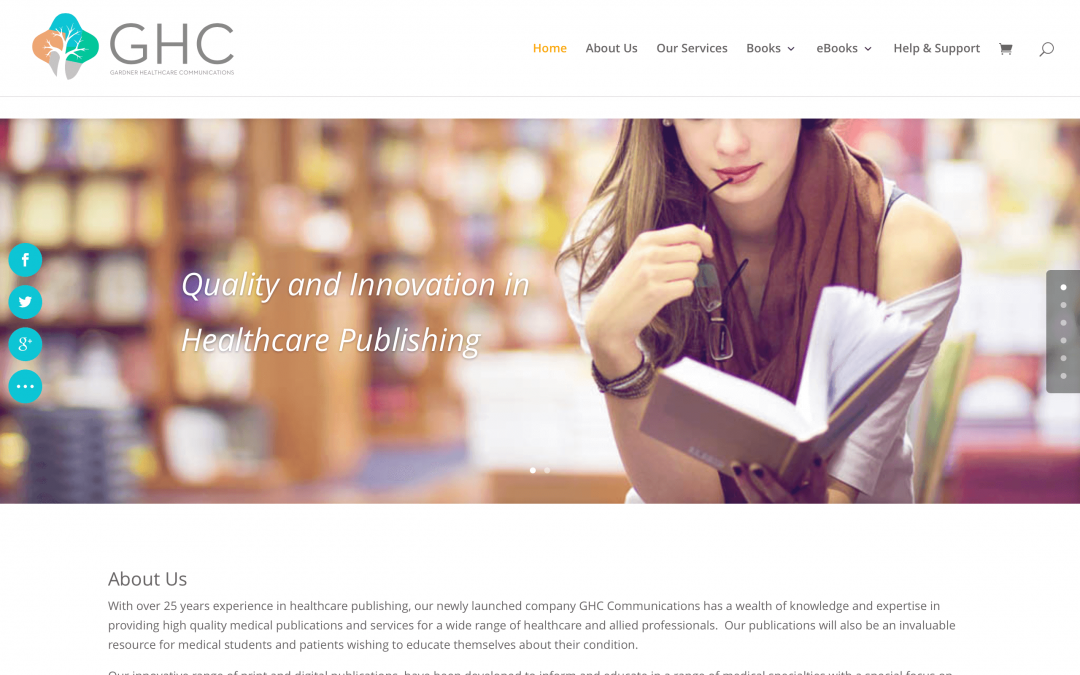 GHC Communications Website