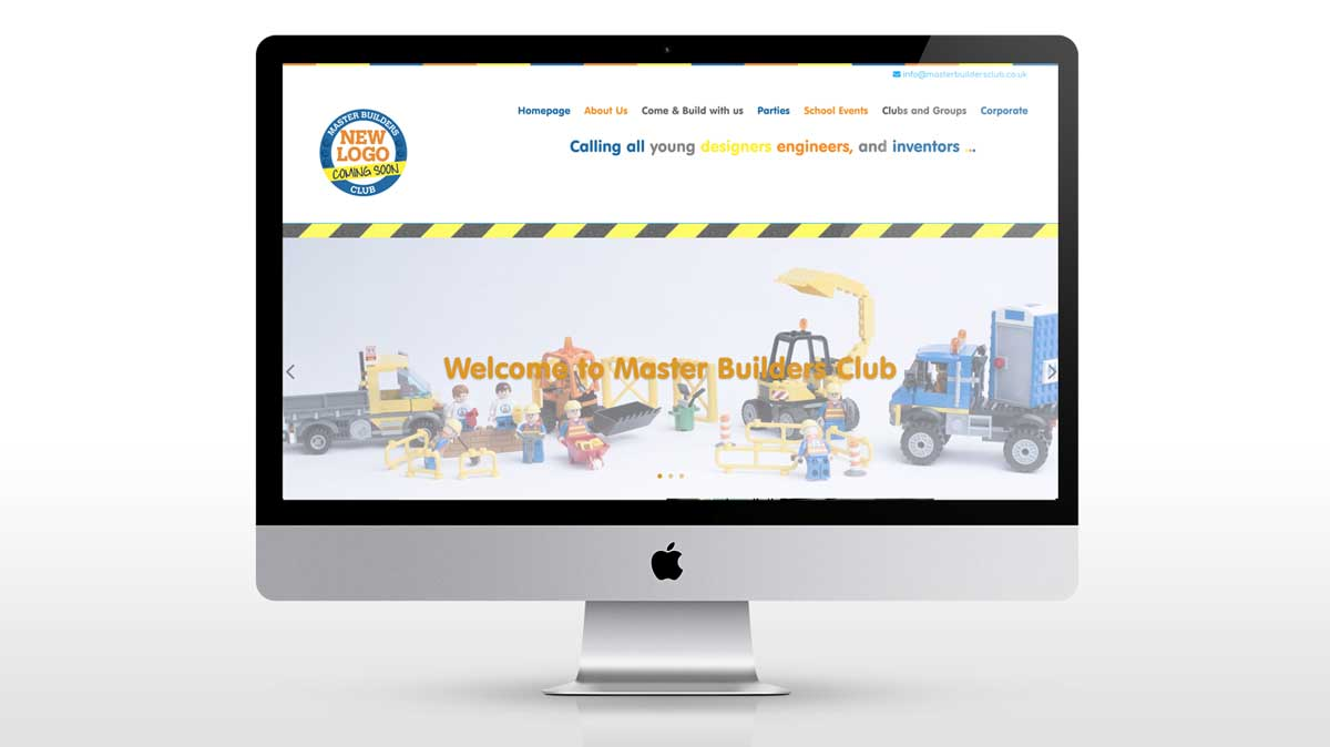 Master Builders Club HTML to wordpress conversation