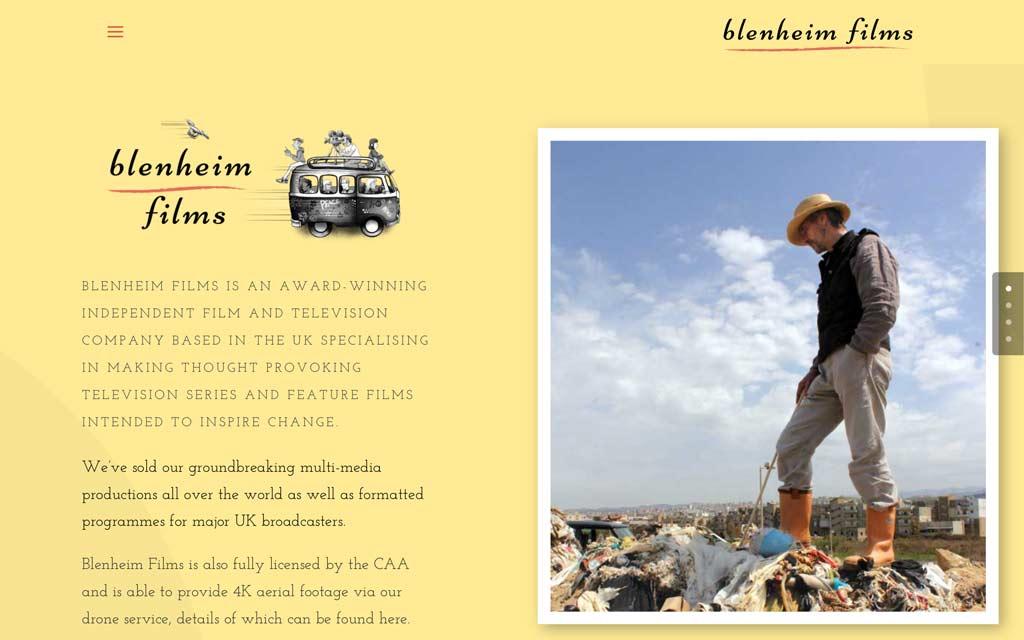 Blenheim films website refresh1