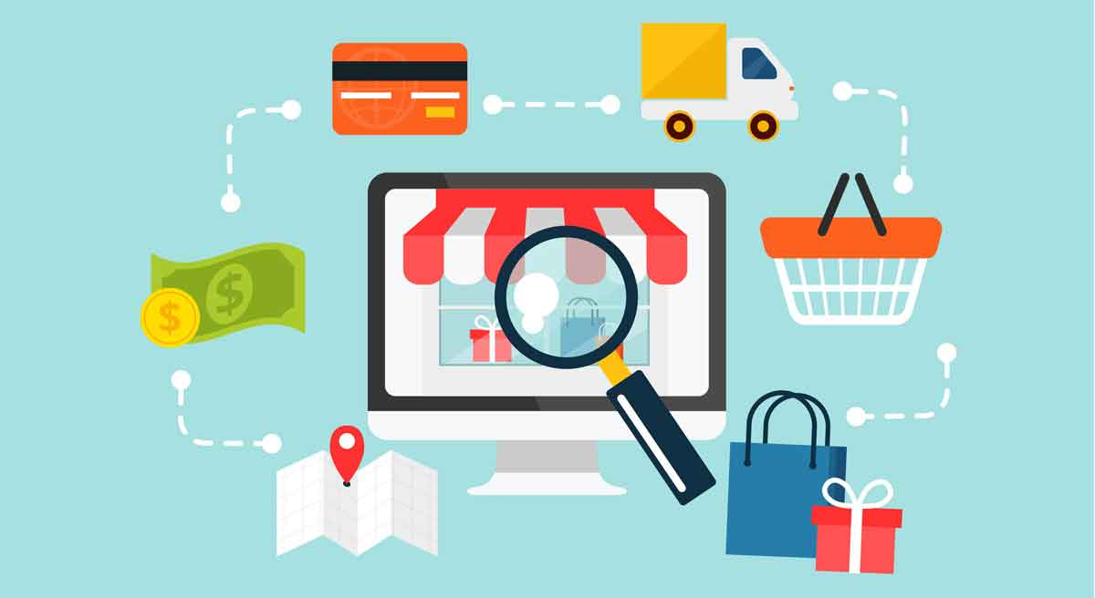 selling online with Shopify or WooCommerce for small businesses
