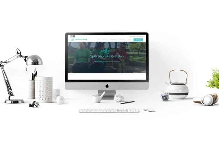 A web desisgn and SEO campaign