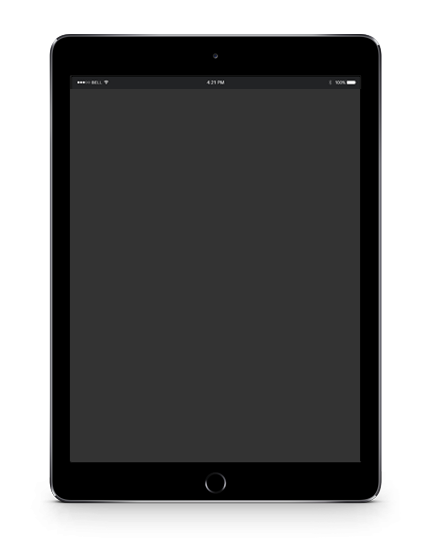 SEO Agency Oxfordshire photo iPad